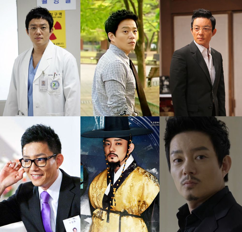 Lee Beom Soo Dramas