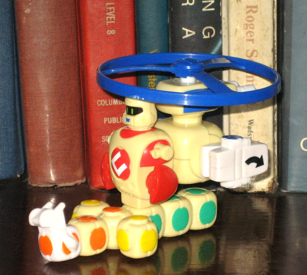 Cubix Robots For Everyone Toys : Percy s fast food toy stories cubix robots for everyone