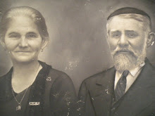 Eliezer and Pese Craichic, Great Great Grandparents