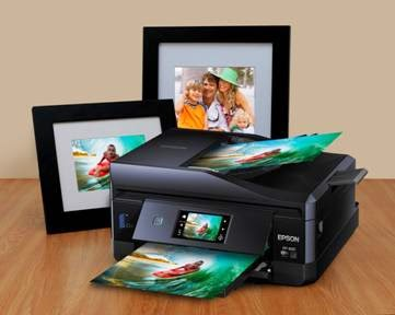 Epson Expression Premium Small-in-One Printers