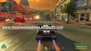 Twisted metal 4 cheats