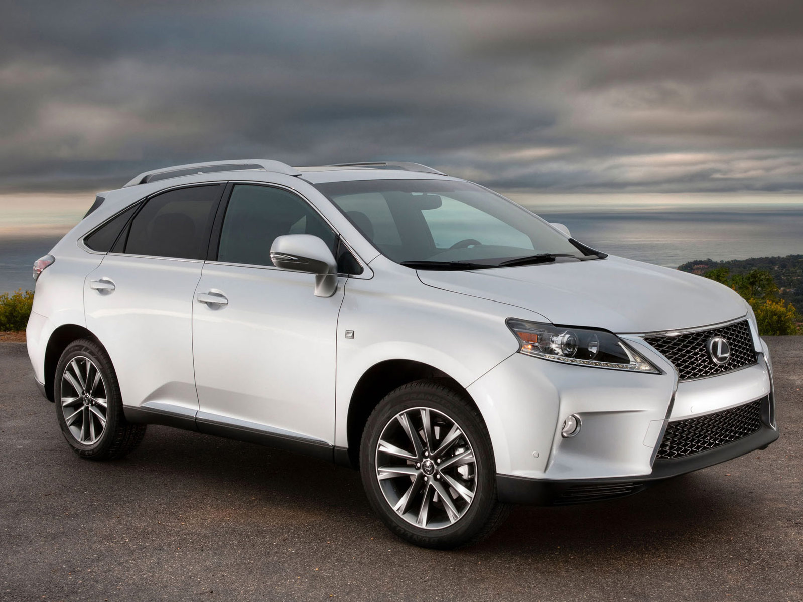 2013 lexus rx350f sport car accident lawyers. Black Bedroom Furniture Sets. Home Design Ideas