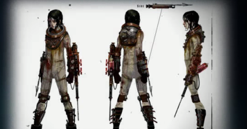 Chrix Design Eleanor Lamb Bioshock 2 Cosplay