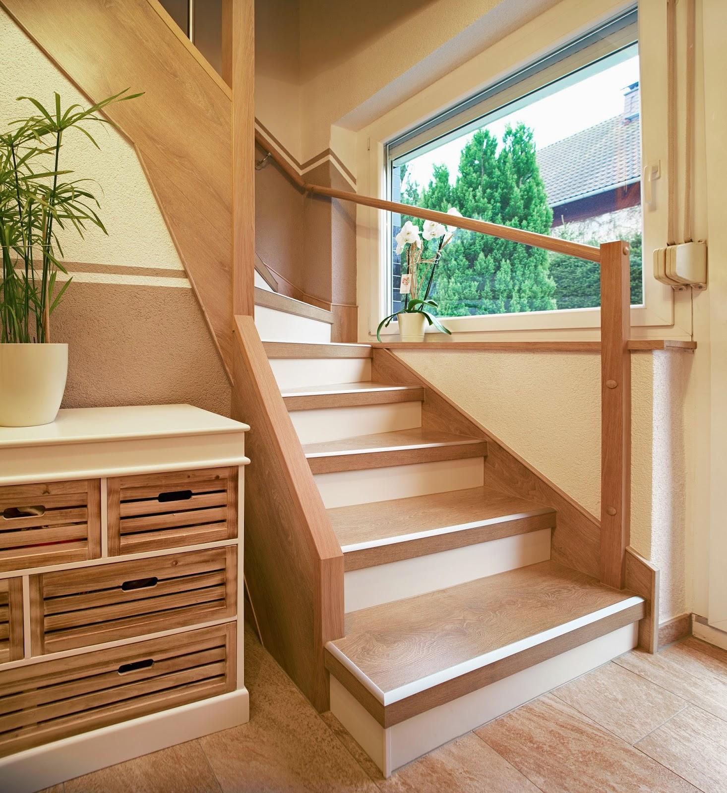 h&k treppenrenovierung: holztreppe verkleiden - so wirds gemacht