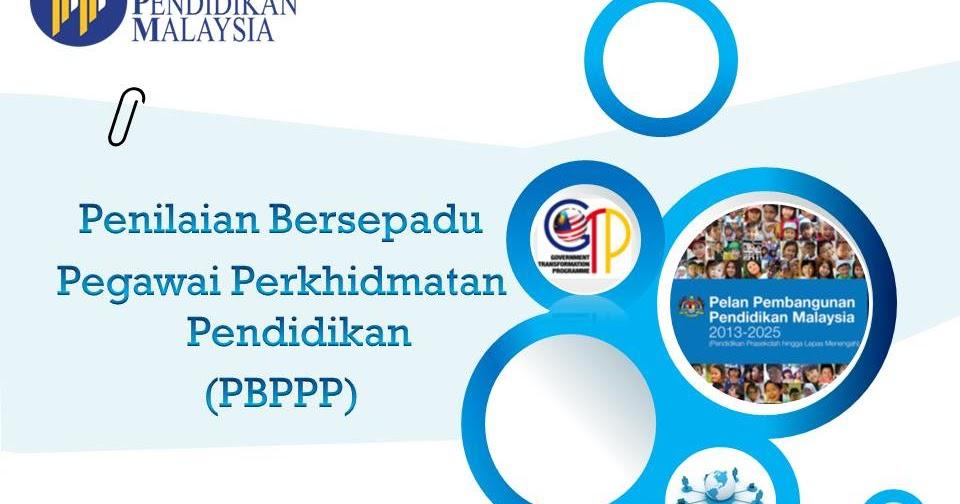 Penilaian Bersepadu Pegawai Perkhidmatan Pendidikan Pbppp