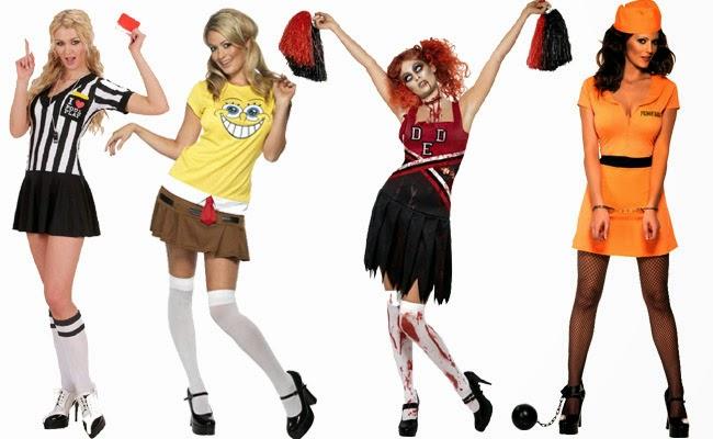 Kostumer til sidsteskoledag