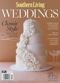 Featured in Southern Living Weddings!!!