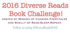 2016 Diverse Books Reading Challenge