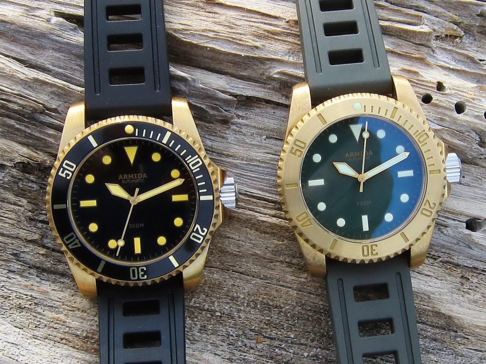 Que relojes de bronce conoceis? ARMIDA+A8+300M+Diver+BRASS+01