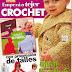 Revista: Empezá a tejer crochet:  especial ajuar para el bebé!