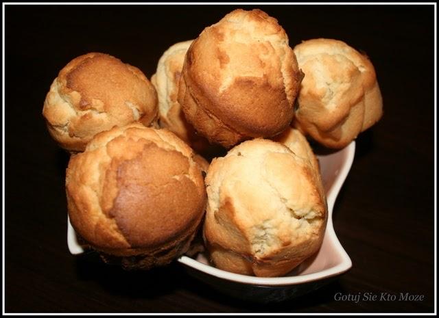 Muffinki piaskowe