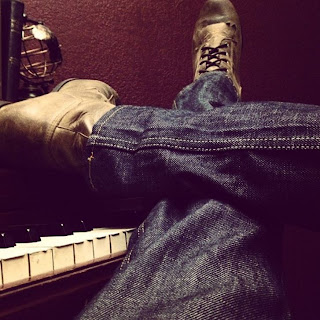 Greyson Chance Studio Feet Foot 2013 Socks
