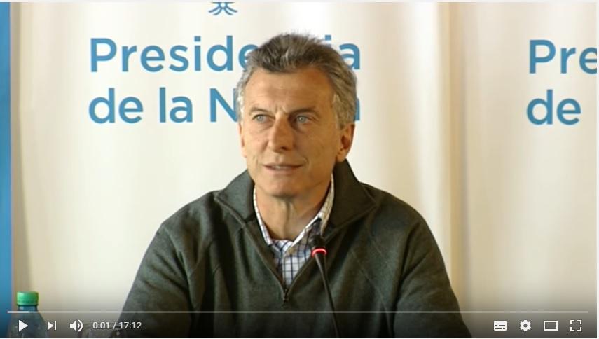 Macri y su idea de justicia por encuestas