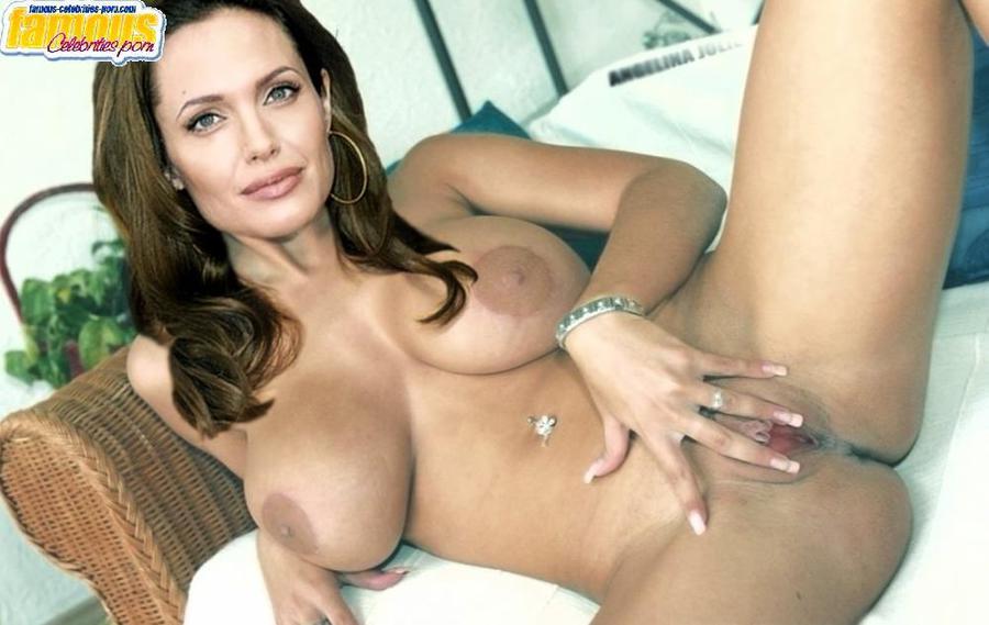 Порно фото анжелина джоли