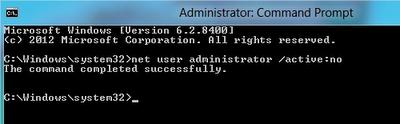 Windows tips Hướng dẫn kích hoạt Adminstrator trong Windows 8.1