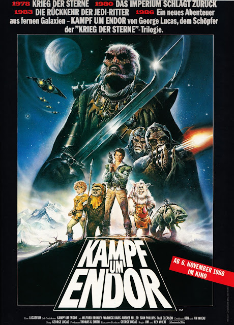 80s movie posters