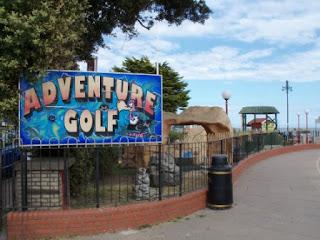 Augusta Masters Adventure Golf in Clacton-on-Sea, Essex