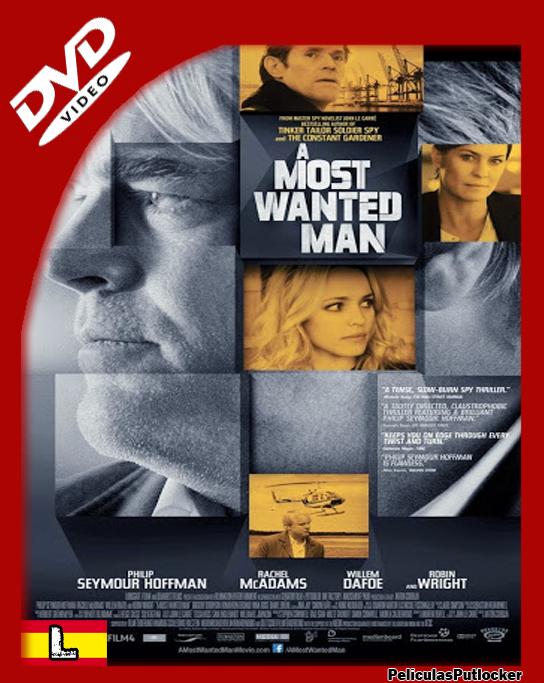 El Hombre Mas Buscado [DVDRip][Latino][SD-MG-1F]
