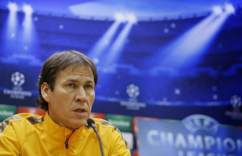 Liga Champions : Jelang Laga CSKA Moskow vs AS Roma