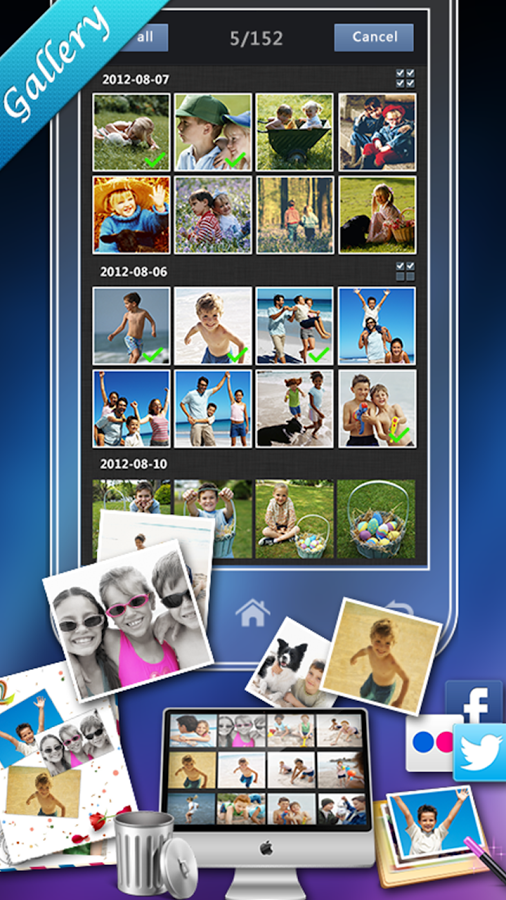 Wondershare PowerCam Android Apk resimi 6