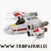 Peluche nave X-Wing Star Wars 18,95