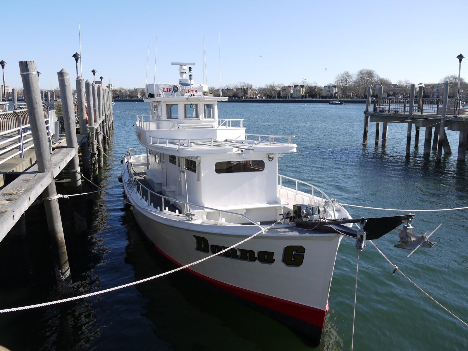 Frogma february 2013 for Sheepshead bay fishing boats