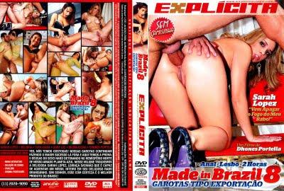 Explicita - Made in Brazil 8 - Garotas Tipo Exportação
