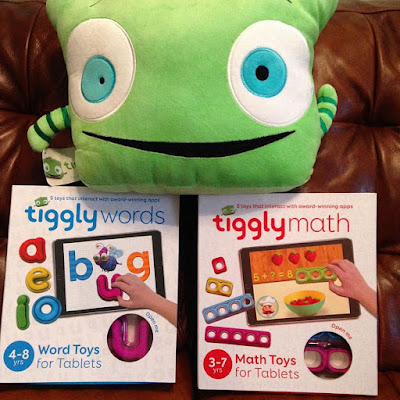 Tiggly Learning Apps