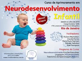 Curso de Aprimoramento em Neurodesenvolvimento Infantil RJ