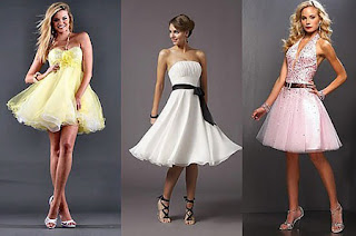 Выпуск 2011: луганские 11-классницы покупают по два наряда - для торжества и для клуба. фото+советы.
