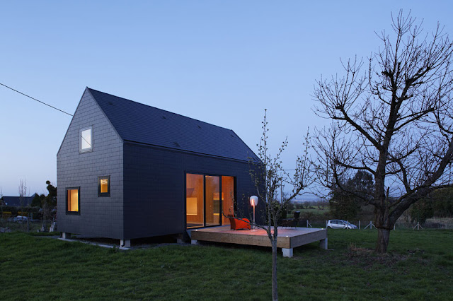 G House, The Holiday Home in Normandy - Inspiring Modern Home