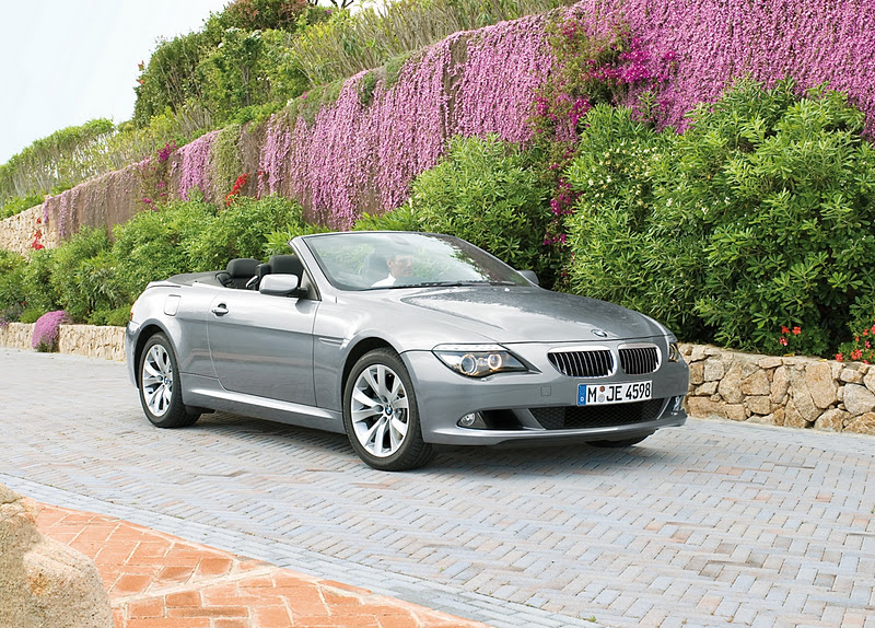 The Stylish And Elegant Dynamism Of Cars Exterior Design Continues Smoothly Harmoniously Within Interior BMW 6 Series