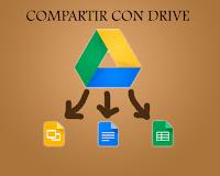 Como escribir y compartir un documento con otra persona en google drive