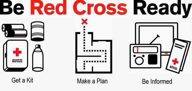 get a kit make a plan be informed