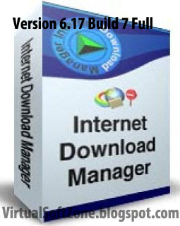 IDM 6.17 Build 7 with patch and keygen