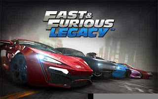 Fast & Furious Legacy Mod+Data Apk