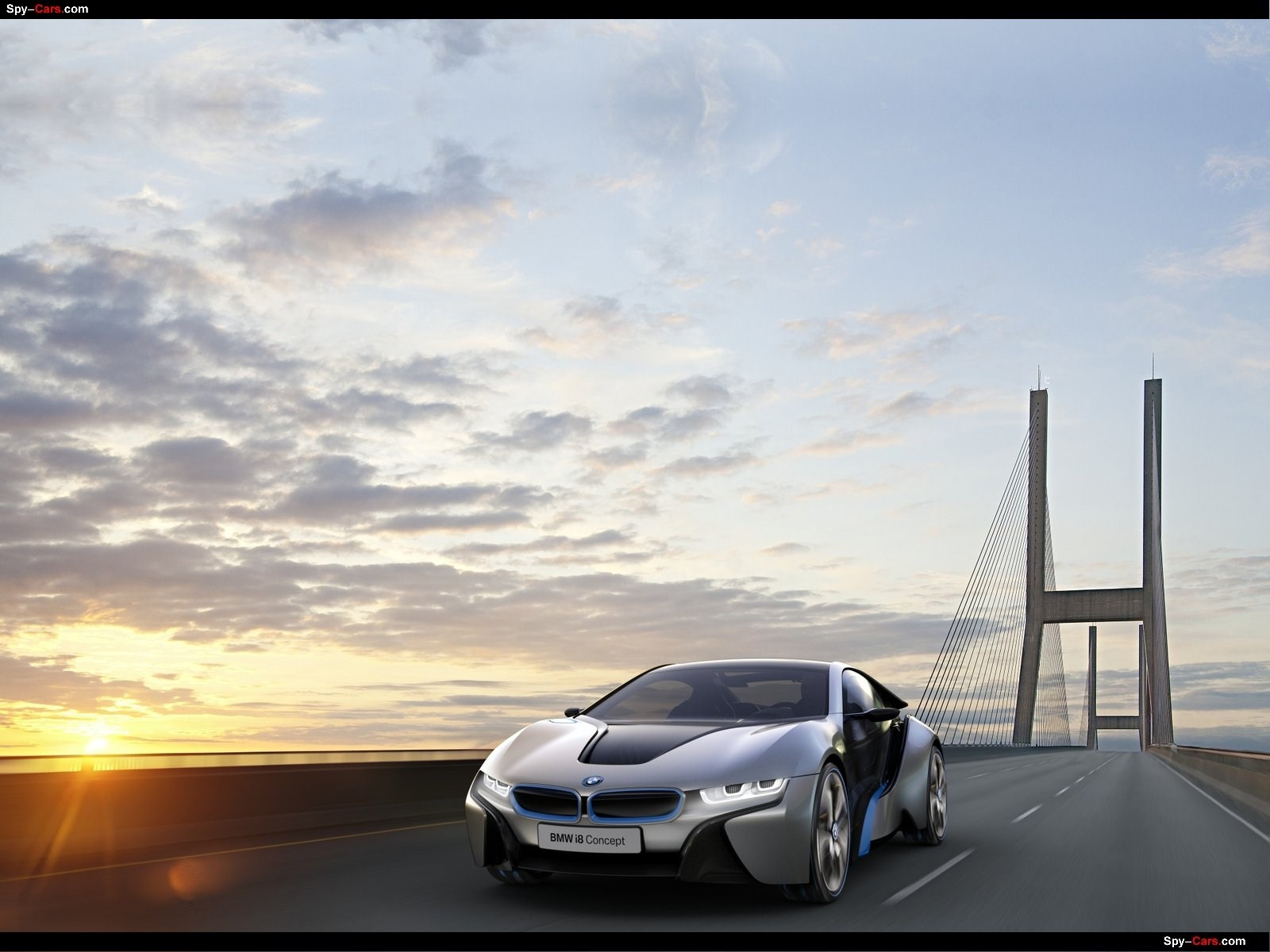 BMW - Auto twenty-first century: 2011 BMW i8 Concept
