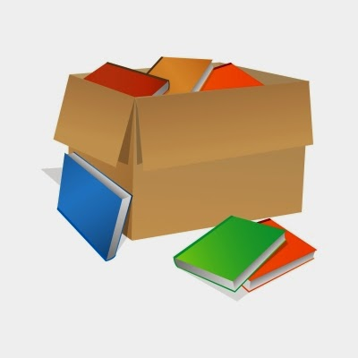 Box full of Books