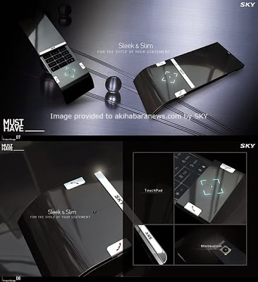 most unik phone design, handphone aneh