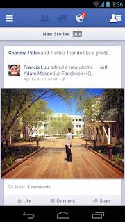 Facebook Android Apk Uygulaması resimi 5