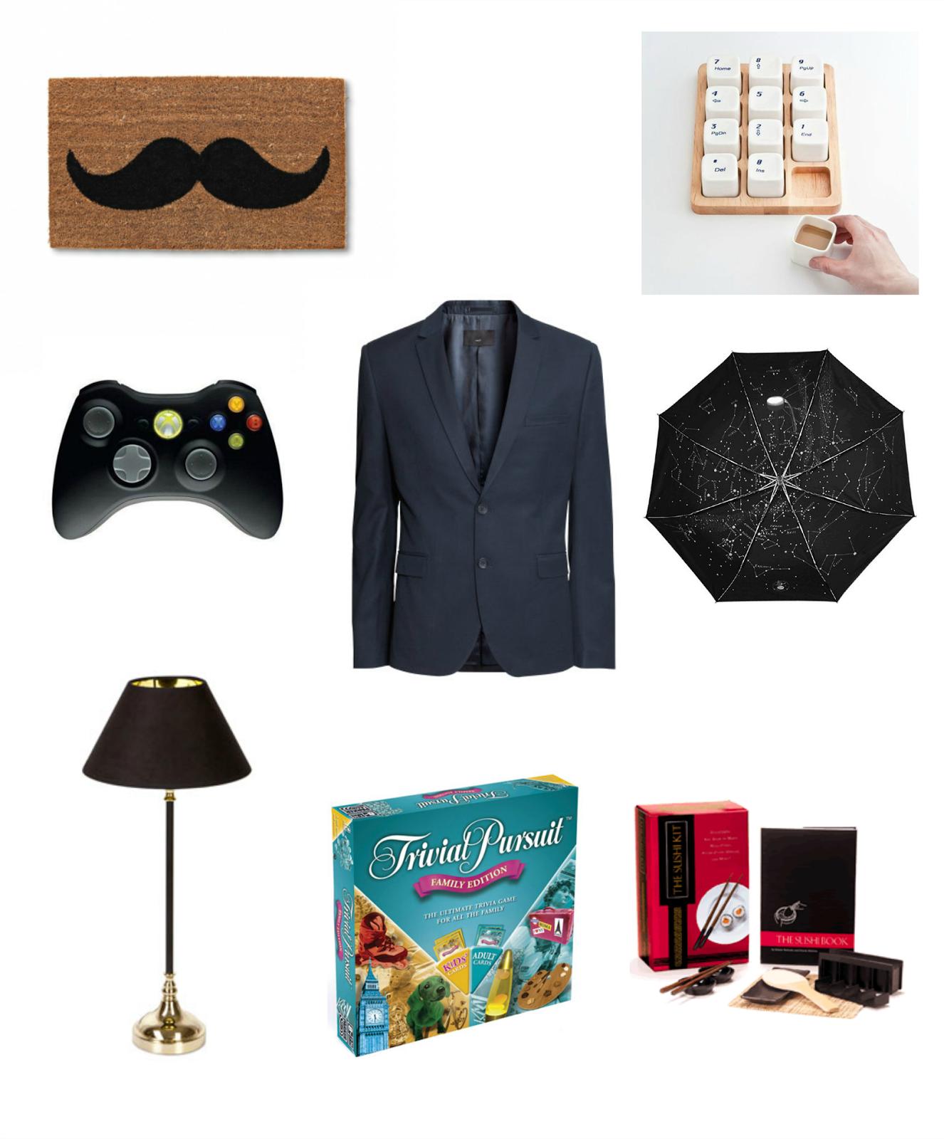 El arte de las cosas nimias ideas de regalo para hombres - Regalo navidad padre ...