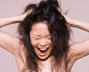 Tips Cara Merawat Rambut Kering Rusak Secara Alami
