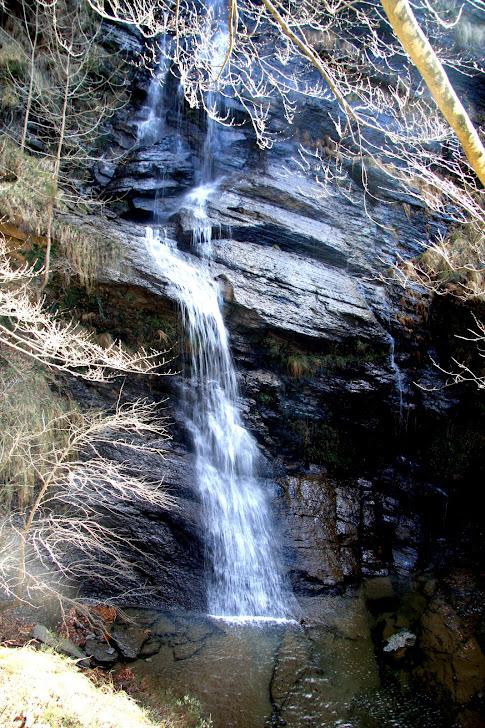 Cascada de Uguzpe