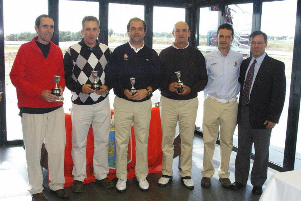 Campeonato de Castilla y León de Pitch & Putt 2012
