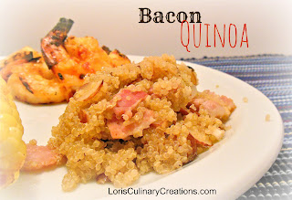 Bacon Quinoa