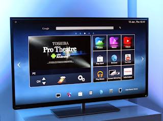 Gambar Toshiba Pro Theatre L4300