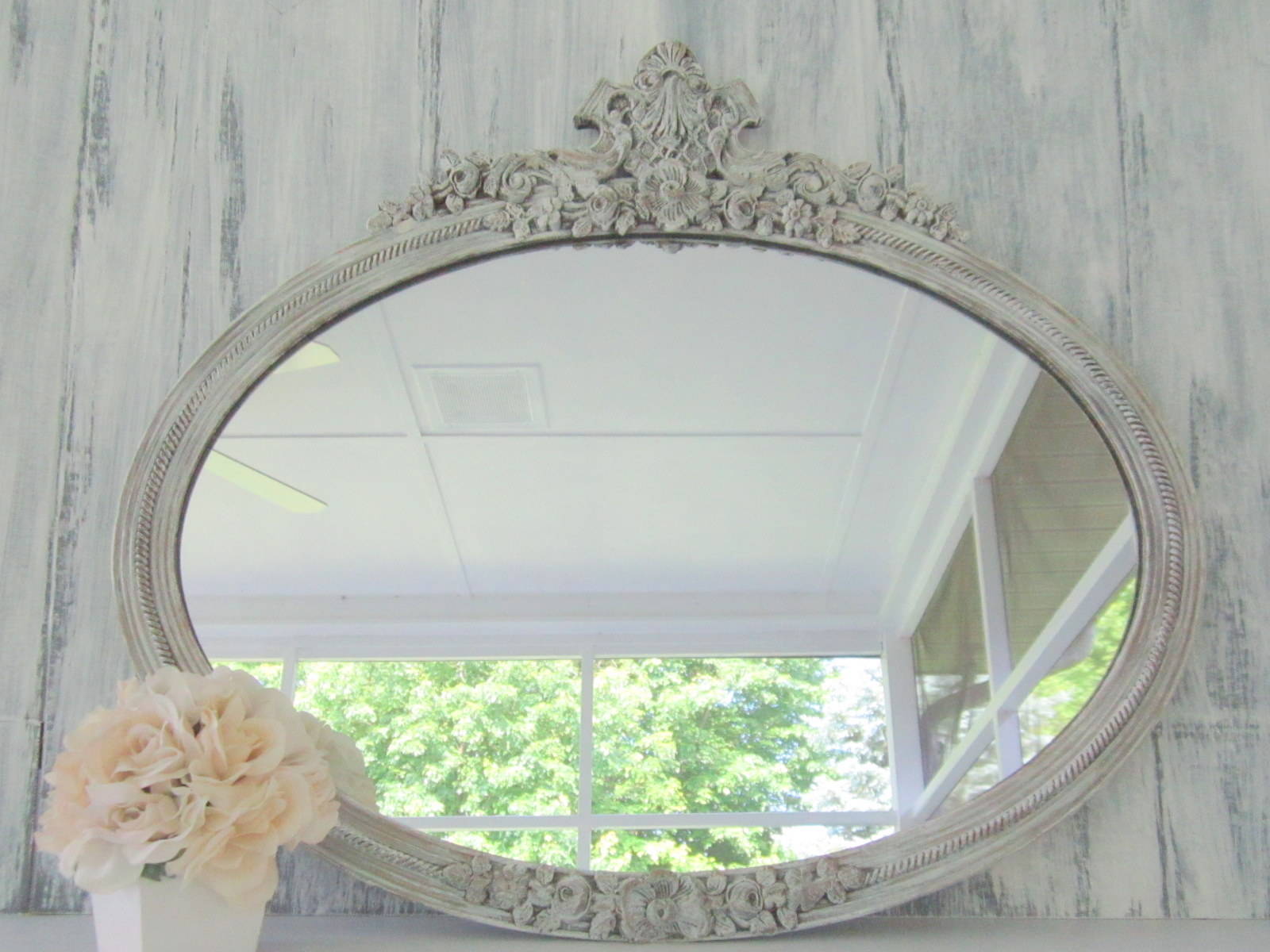 Revived vintage chalkboards antique mirrors for sale many antique vintage mirrors to choose from for Vintage bathroom mirrors sale