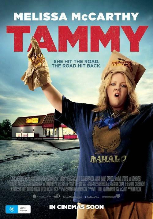 [ดูหนัง มาสเตอร์ ออนไลน์] Tammy (2014) แทมมี่ ยัยแซบซ่ากับยายแสบสัน [พากย์ไทย]