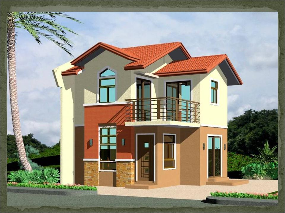 Pearl dream home designs of lb lapuz architects builders for Home designs philippines