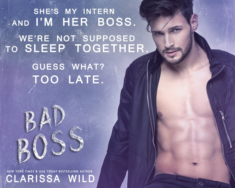 Bad Boss Release Blitz